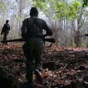 Four Maoists accused of killing five cops held