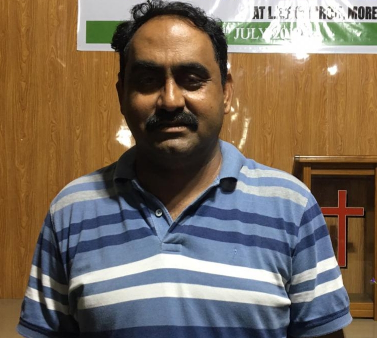 MESSAGE SHARED BY PASTOR PRAKASH IN THE SATURDAY EVENING FASTING PRAYER MEETING AT LEF CHURCH, MOREH, MANIPUR, INDIA ON 27 JULY, 2019: