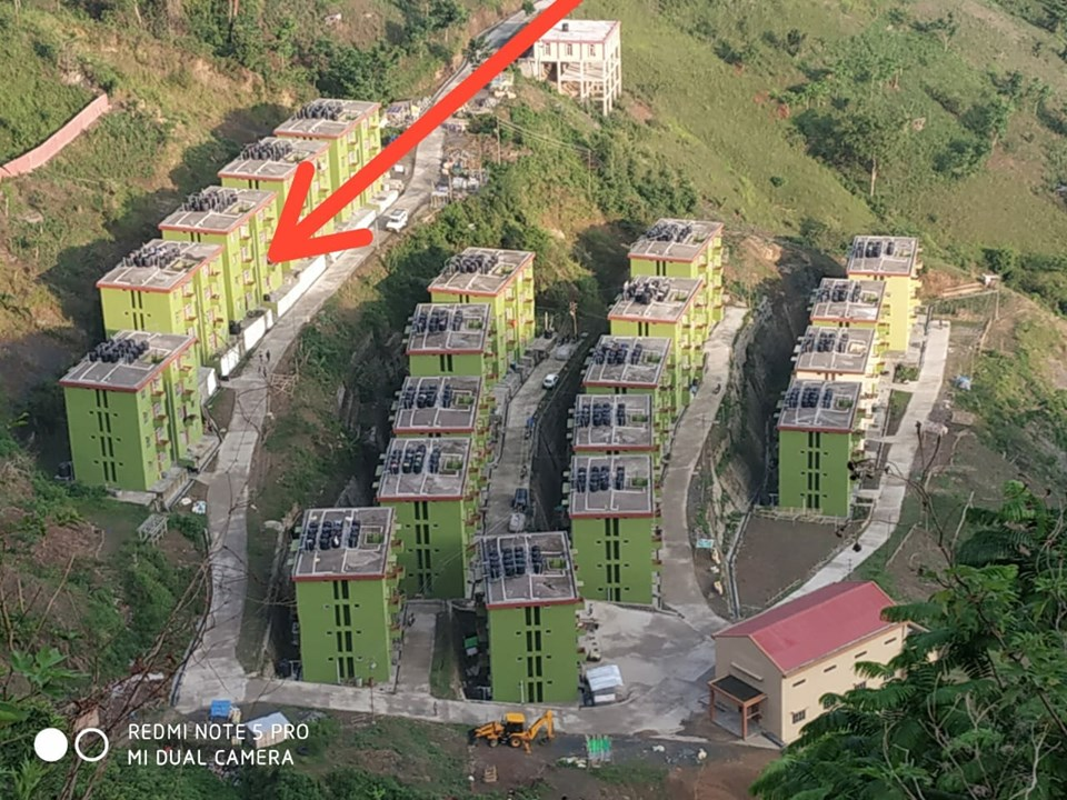 Aizawl a Government Building Leimin in vuk khum,Building dang chip be thei ding in ki lang  July 3 updated