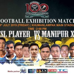 ISL PLAYER VS MANIPUR XII |  19th July 2019