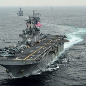 Gulf tensions rise as US downs Iranian drone