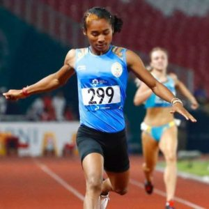 Unstoppable! Hima Das Bags 5th Gold of Month in 400m Comeback