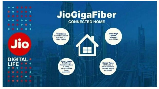 Reliance Jio GigaFiber, GigaTV Could Be Launched On August 12 – What We Can Expect  ByAbhinaya Prabhu