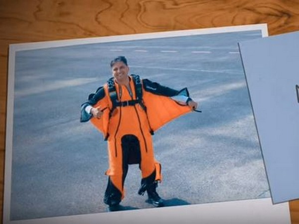 IAF's Tarun Chaudhri becomes first pilot to accomplish wingsuit skydive jump
