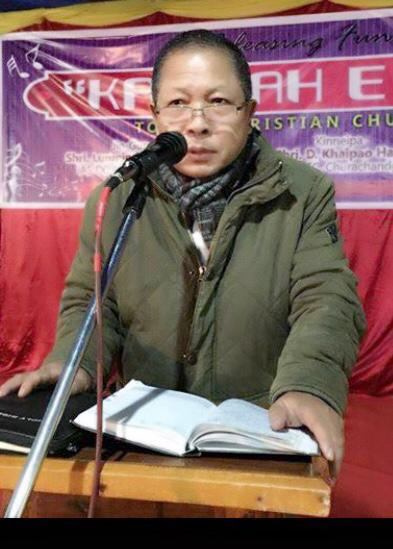 PROMOTION COMES FROM GOD: THE UNTOLD STORY OF A HOME-GROWN IAS WHO CAME UP THE HARD WAY:  By: Lunminthang Haokip