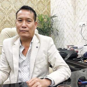LETPAO HAOKIP: A FAST-TRACK ACHIEVER: