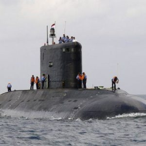 India set to deliver submarine to Myanmar Navy