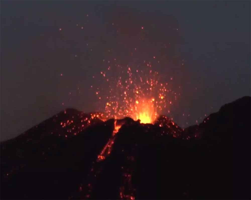 Italy's Etna volcano erupts on Sicily, closing two airports