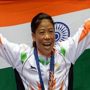 Mary Kom wins gold medal in style ahead of World Championships