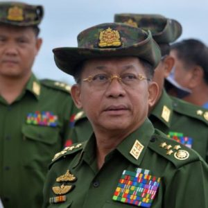 Myanmar says military 'dignity' harmed by US ban on army chief