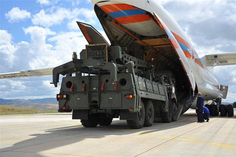International News: Russia completes first stage of S-400 delivery to Turkey