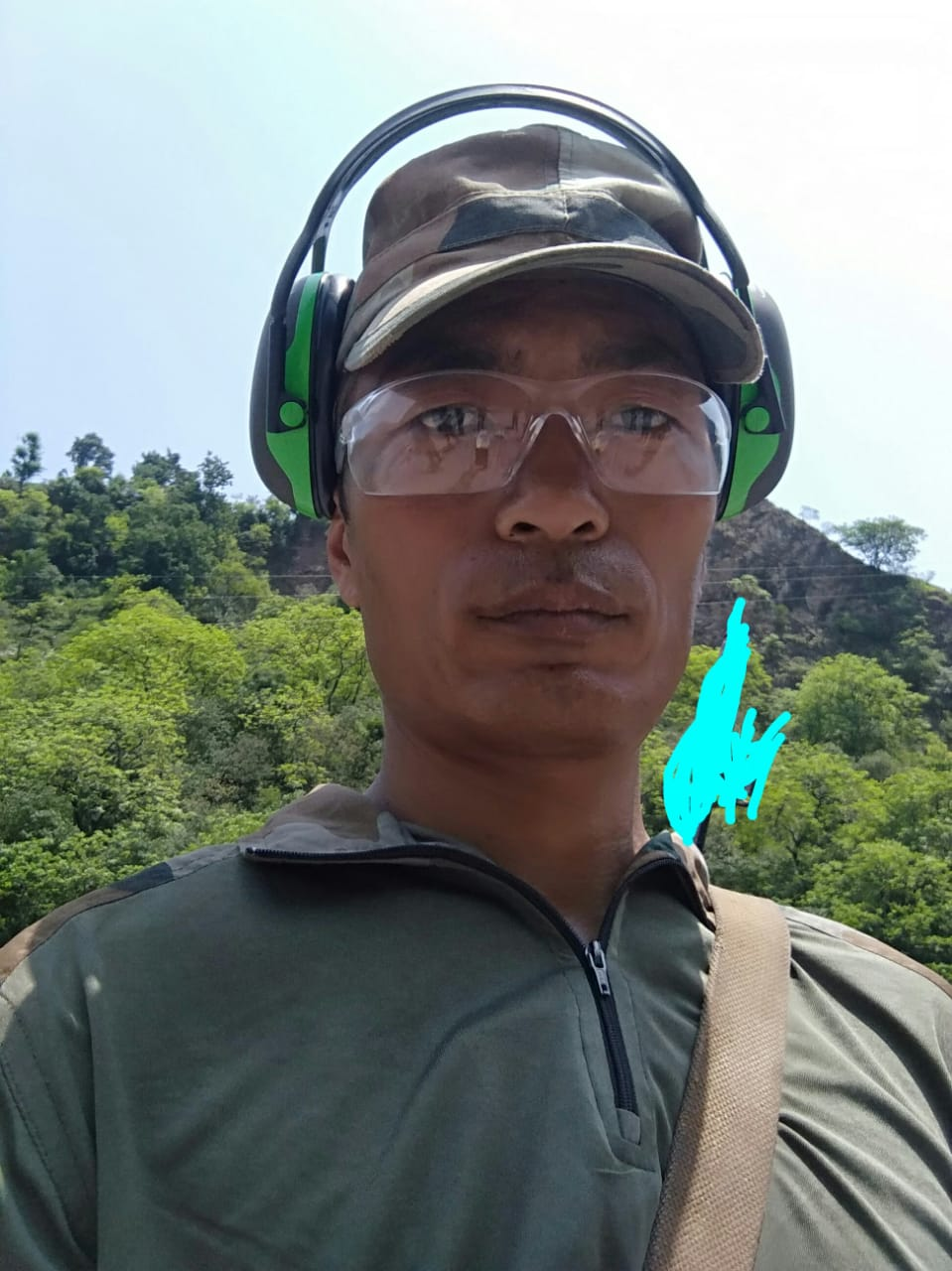FIRING COMPETITION AH INDIAN ARMY MIN IN FOREIGN ZINDI