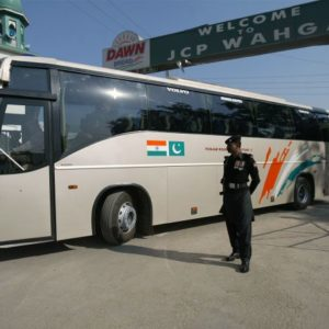 Pakistan suspends Delhi-Lahore bus service