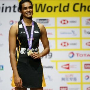 Exclusive | P.V. Sindhu on winning World Badminton Championships gold: 'It was a near perfect game'