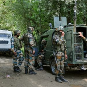 Today at J-K's Baramulla, Shopian districts four militants killed