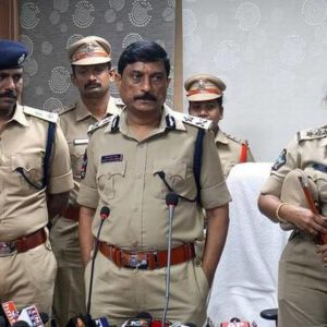 Notorious child kidnappers held in Vizag