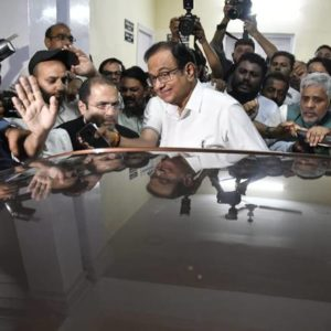 Chidambaram, arrested in INX media case, spends a quiet night at CBI headquarters