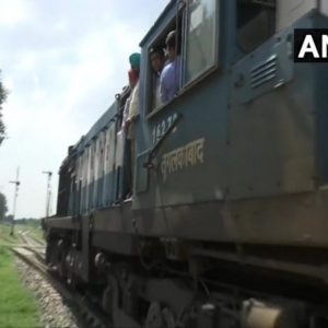 Samjhauta Express not suspended: India