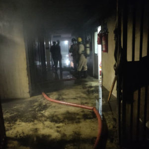 Fire at AIIMS brought under control