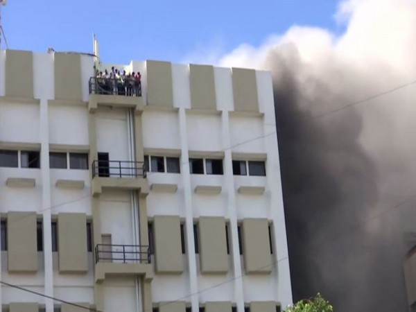 MTNL building fire: Two suspended for failing to meet fire safety standards