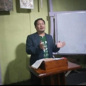 CHRISTMAS: A HUNBI CHIN IN (Galatiate 4:4) ~Mangmuansang Tombing, M.Th. in Missiology