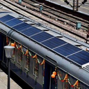 Indian Railways Will Become World's 1st 100% 'Green Railways'; Rs 18,000 Crore Will Be Spent On Solar Panels