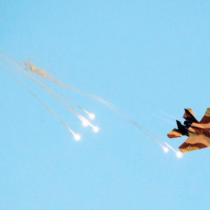 Israeli aircraft hits Hamas naval base after Gaza rocket fire