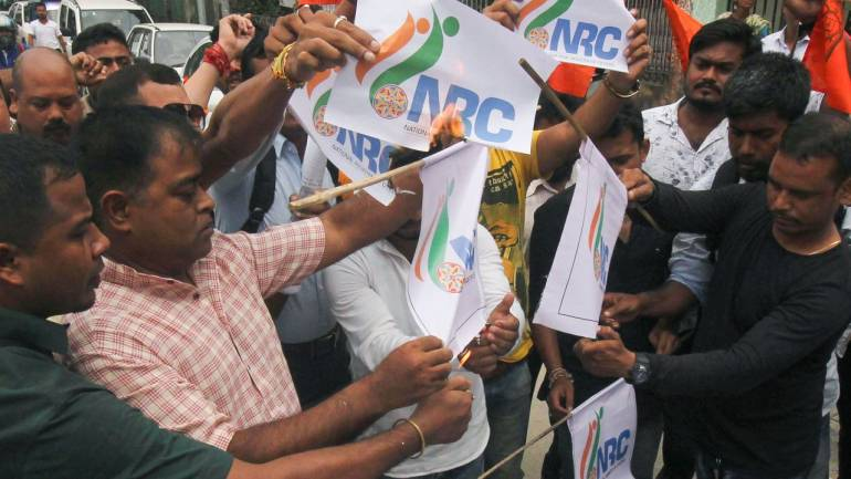 Assam BJP, Oppn unhappy with updated NRC