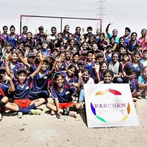 A field of her own: bringing football to girls from marginalised communities