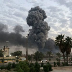 Israel bombed Iraq weapons depot: report