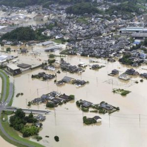 Over 6 lakh people in Japan's Kyushu asked to evacuate amid flood-like situation