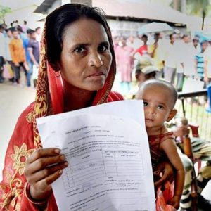 Citizens left out of NRC will not go to jail at once