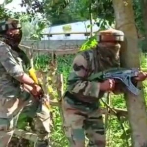 LeT militant, SPO killed in Baramulla encounter