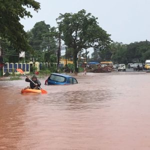 Goa Flood Latest Updates, News, Blogs, Live updates August