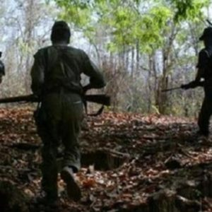 Maoist, security person killed in encounter in Odisha
