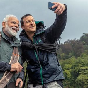 TRENDING NEWS: Technology helped Bear Grylls understand Hindi in 'Man Vs Wild', says PM