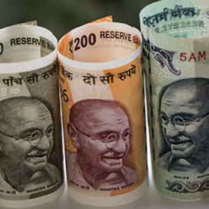 Rupee slips to 71.80 against dollar on fund outflows