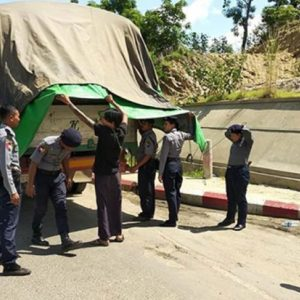 Security tightened in Magway after attacks in Pyinoolwin and Nawngkio