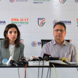 Five Indian cities inspected for U17 Women's World Cup