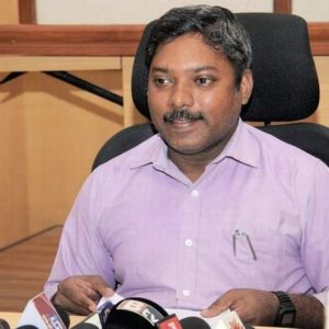 IAS officer Sasikanth Senthil resigns