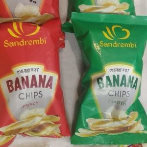 Manipur's first nitrogen packaged banana chips