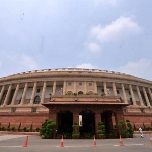 Govt. plans to redevelop Parliament building by 2022