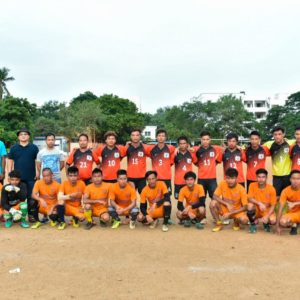 KSO-Chennai Branch in Annual Sport mang