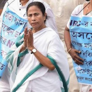 Mamata Banerjee hits the streets against Assam National Register of Citizens