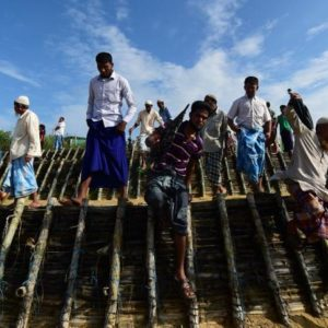 Bangladesh bans two aid agencies from refugee camps