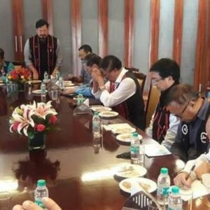 GoI & NSCN (I-M) to Hold Crucial Meeting Today