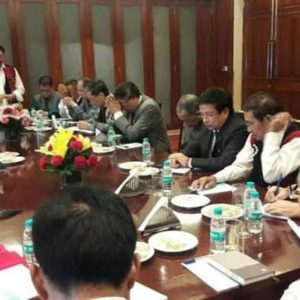 Talks with all groups on October 24, govt hopes to end Naga crisis