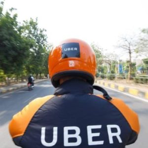 Uber offers to run bike-taxis during odd-even scheme