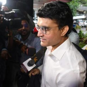 Former India captain Ganguly takes over as 39th BCCI president
