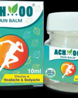 "Achoo | Pain Balm @ Rs.40<span class=""rmp-archive-results-widget""><i class="" rmp-icon rmp-icon--ratings rmp-icon--star ""></i><i class="" rmp-icon rmp-icon--ratings rmp-icon--star ""></i><i class="" rmp-icon rmp-icon--ratings rmp-icon--star ""></i><i class="" rmp-icon rmp-icon--ratings rmp-icon--star ""></i><i class="" rmp-icon rmp-icon--ratings rmp-icon--star ""></i> <span>0 (0)</span></span>"